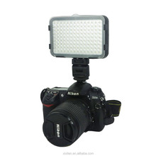 Professional Camera LED video light XT-126 for Nikon Canon, led light panel camera light