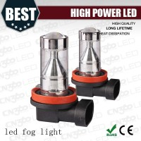 newly design high power cree H8 led fog light on sale for Euro cars