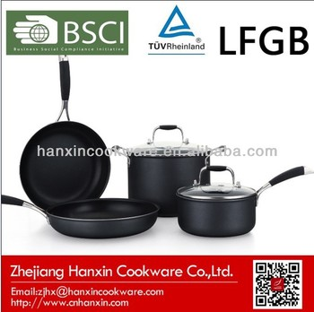 hard anodized cookware sets