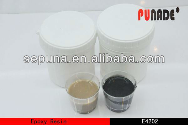Two components Epoxy potting adhesive/Epoxy doming machine/clear epoxy resin