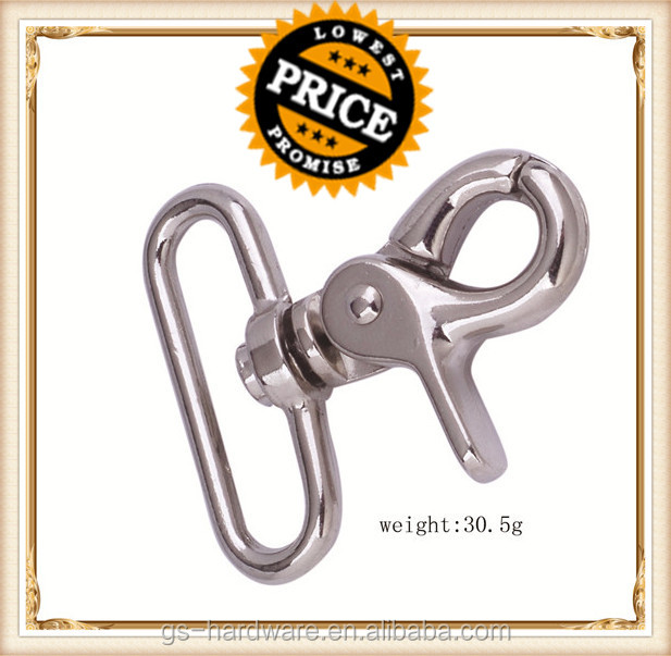 zinc plated spring snap hook,Swivel Bolt Snap,10 years production experience,JL-153