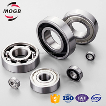 6204 stainless steel deep groove ball bearing types Stable and reliable operation