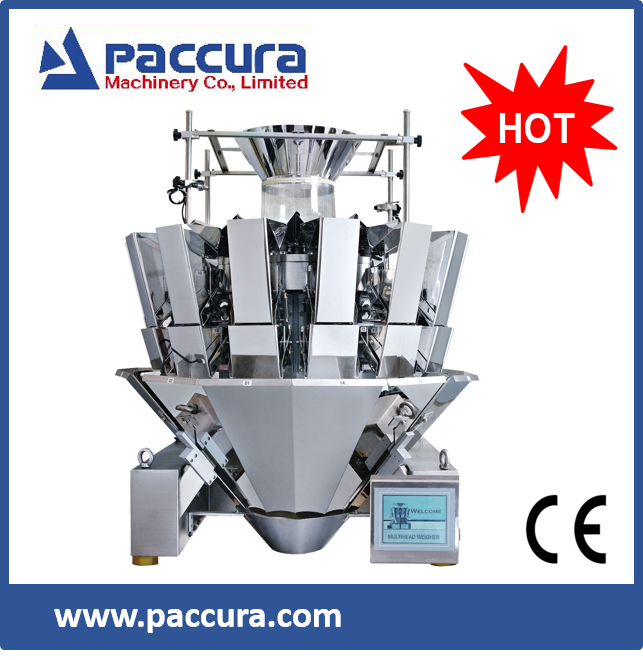 14 Heads Multihead Weigher for Granule