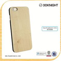 new products on china market smart mobile phone accessories wood covers for apple iphone 6 Plus