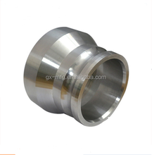 Top quality CNC aluminum /brass/steel precision machining ring cheap CNC turning service
