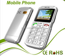 single / dual sim senior phone old aged people mobile phone loud volume sos phone for old people with cradle charger