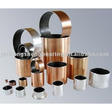 Slide bearing bushings plain oilless bearing composite bushes