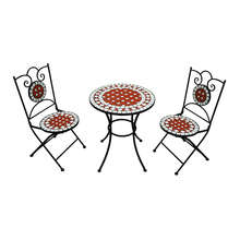 3pcs outdoor bistro patio furniture