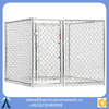 Surface treatment Hot zinc plating wire dog cage