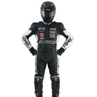 "Roleff Racewear ""Hockenheim"" Motorcycle Leather Racing Suit"