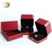 Best Selling Custom Size Plastic Gift Jewelry Box Packaging For Ring Necklace Bracelet
