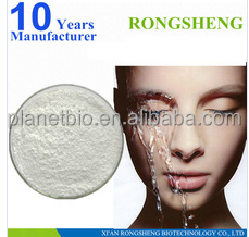 Pure hyaluronic acid powder medical/food/cosmetic grade (manufacture)