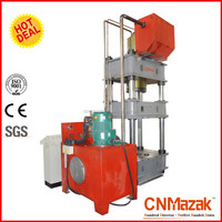 Factory pressional brake machine hand operated hydraulic press for aluminum Y32-1250T