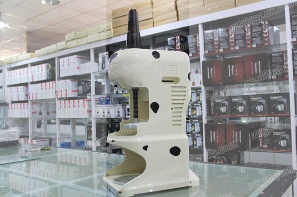 Zhengzhou Glory High Speed Automatic Snow Ice Shaver Machine With Factory Prices