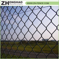 Factory manufacture various chain link fence panels for sale