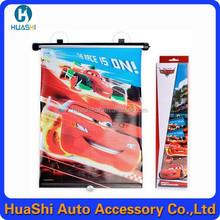 auto car roll up window sun shade car sunshade roll automatic car front windshield sun shade