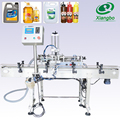 Single/two heads automatic small liquid filling machine