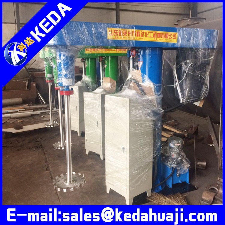 Machinery lift disperser automatic ink mixer with EX proof