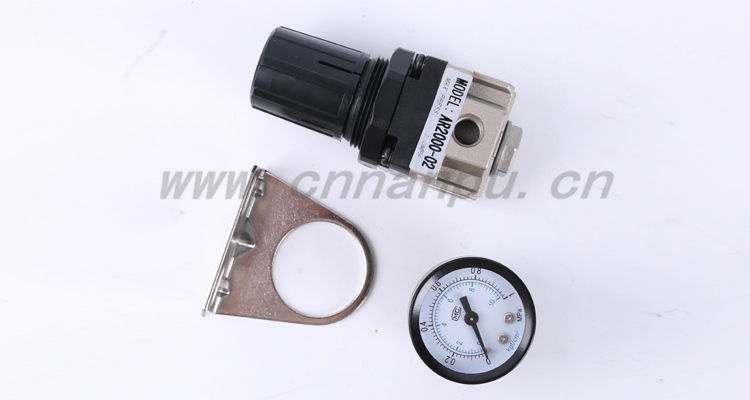 AR4000-06 Pneumatic SMC Air Regulator 3/4