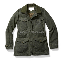 women cotton Hunting Jacket