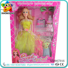 Chinese manufacturer wholesale Bobby Doll/Cheap Fashion Doll/Baby Doll toys