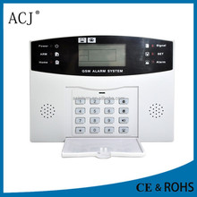 Best safeguard Wireless security gsm alarm system