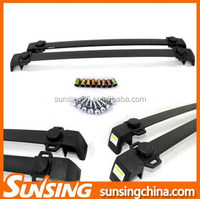 OEM Aluminium high qality car roof cross bars apply to peugeot 4008