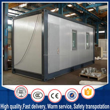 Square portable prefabricated cabin manufacturers container house