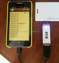 13.56mhz android usb rfid nfc reader accept pay with paypal