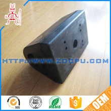 Customized hard strong crack resistant rubber engine mountings