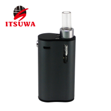 Cool mini 2 in 1 vapor mod smart 50w glass vape