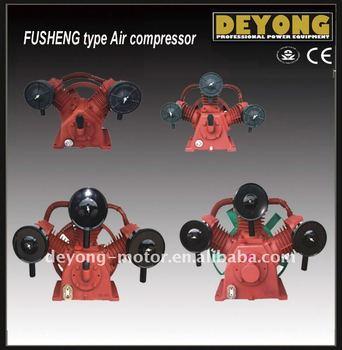Piston compressor pump fusheng type buy portable for Piston type air motor