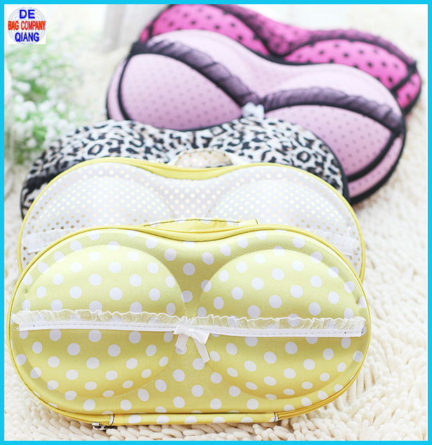 Wholesale travel portable underwear Pressure resistance design bra bag