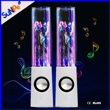Bluetooth Dancing Water Mini Mobile Phone Built In Amplifier Speaker With Usb Port