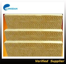 High temperature furnace and Oven refractory and acoustic insulation board rock wool