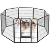 hot sale stainless steel outdoor dog enclosures