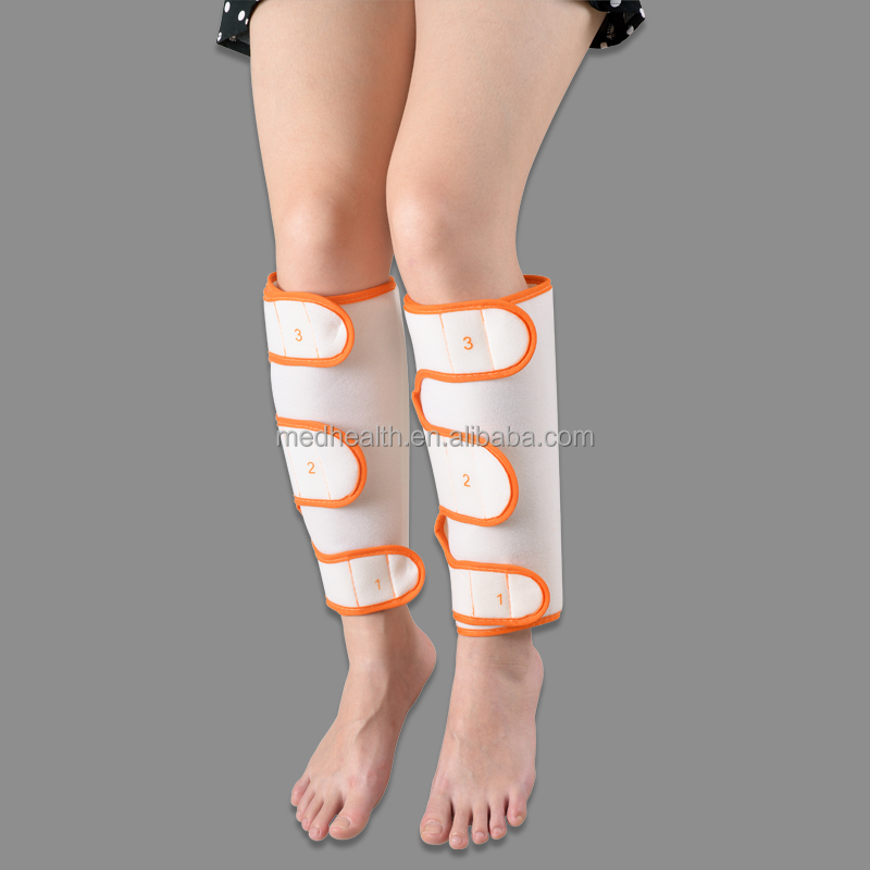CE approved disposable rehablitation DVT compression sleeve