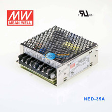 NED-35A 32W 5V 4A + 12V 1A dual output Mean well switching power supply
