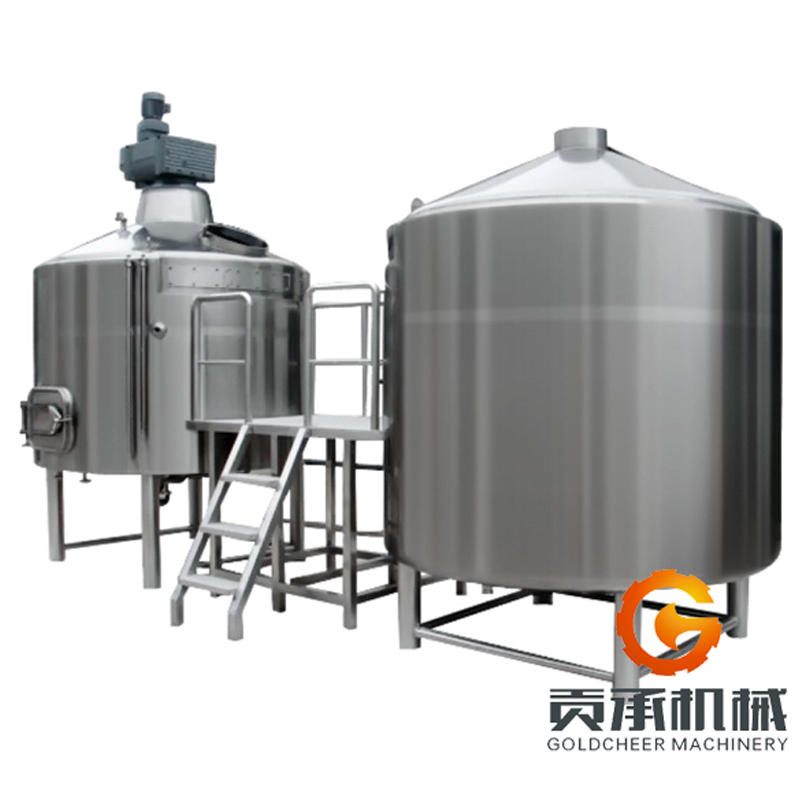 Beer processing machine conical fermenter brewery 2000 liters