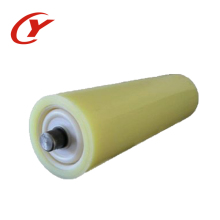 Nylon and Pvc gravity conveyor rollers/ garland idler for heavy construction roller conveyor