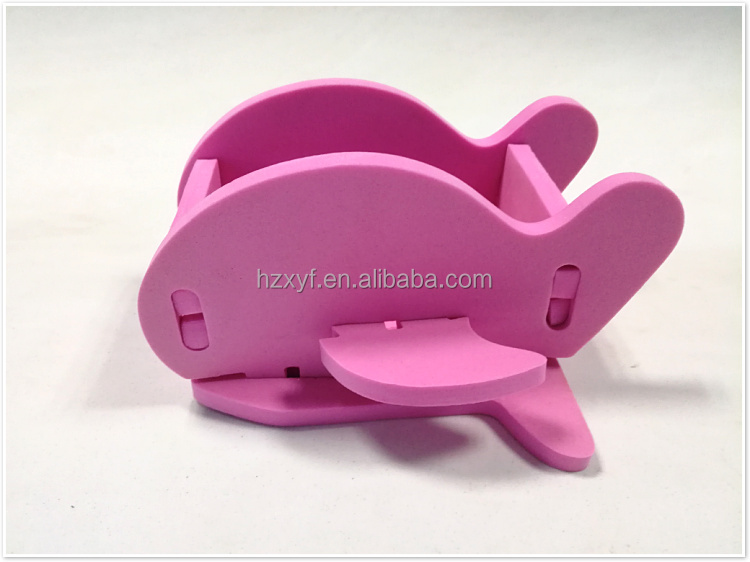 Decorative cheap eva foam small animal storage box