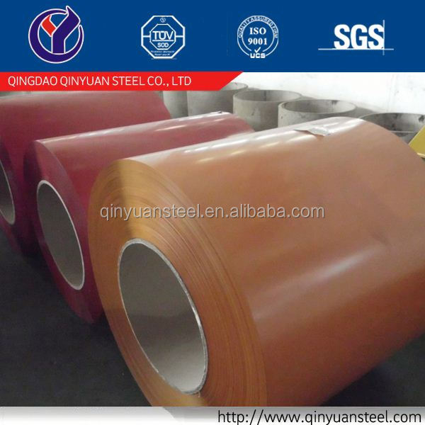 ppgi/ prepainted galvanized steel coils with astm din standard, galvanized steel roll roofing