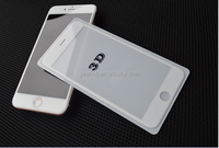 0.33mm ultra clear 3D curved screen protector tempered glass for iPhone 5