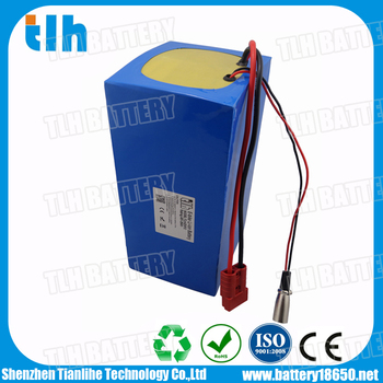 High quality ebike Lithium ion 48v 20ah rechargable battery pack