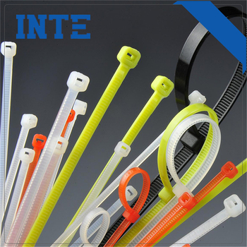 Nylon natural electrical nail cable clip