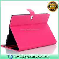 Factory Wholesale Tablet PU Leather Case Book Cover For Samsung Galaxy Tab S10.5