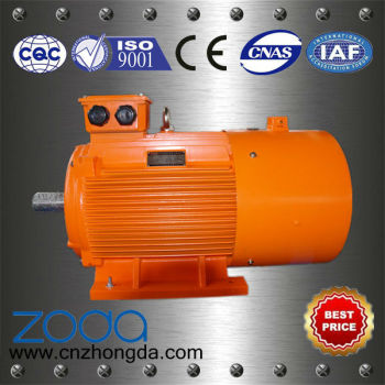 Y2VP Series Low Voltage Inverter Motor