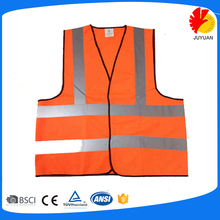 CE 40g life warning safety vest with logo