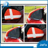 Wholesale/Retail Cheap Factory Diret High Quality Fast Delivery Durable Car Mirror Cover Flag