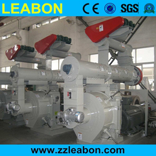 2016 new design CE approved ring die gear box pellet mill